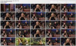 Naomi Watts @ Late Show w/David Letterman 2012-12-21