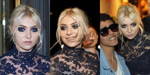 Taylor Momsen-2012 Fashion Week Collage