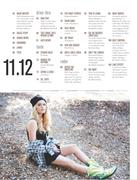 Leven Rambin  - Nylon Guys USA - Nov 2012 (x3)