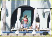 Jennifer Aniston Wearing a Bikini in Mexico - December 28, 2012