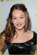 Kelli Berglund - Teen Vogue Young Hollywood Party 9/27/12