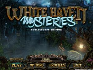 White Haven Mysteries – Collector's Edition