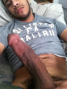 Big middle eastern dick