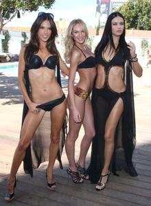 th 535446530 download 42 122 368lo Adriana Lima, Alessandra Ambrosio & Candice Swanepoel @ VS Angels swimwear launch 2011 high resolution candids