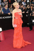 Michelle Williams Premios Oscar 2012