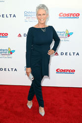 Jamie Lee Curtis - 2014 Children's Hospital Los Angeles [CHLA] Gala - (11/10/14)