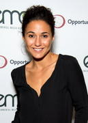 Emmanuelle Chriqui - Opportunity International Benefit in Venice 10/18/12