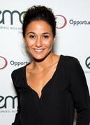Emmanuelle Chriqui - Opportunity International Benefit in Venice 10/18/12