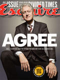 Bill Clinton Esquire US February 2012