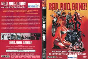 Bad Bad Gang / Отморозки (Donn Greer (as Jon Donne), Missy Productions / SWV / Impulse Pictures) [1972 г., All Sex,Classic, DVDRip]