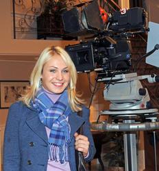 Магдалена Ньюнер, фото 76. Magdalena Neuner 'Sturm der Liebe' - Set Bavaria Studios - 02.11.2011, foto 76