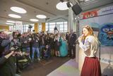 Lena Meyer-Landrut - International Toy Fair (29th January 2013) - Stardust (with Furby's) - 3HQ's + 1 Video