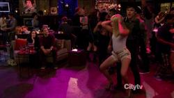 "Beth Behrs - ""2 Broke Girls"" - S02 E07 - Friggin Hot Dirty Dancing!"